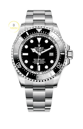 Rolex Sea-Dweller Deepsea Black - 2020