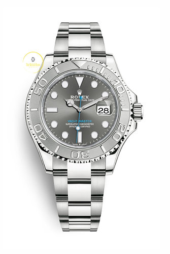 Rolex Yacht-Master 40 Steel and Platinum - 2020