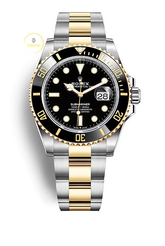 NEW MODEL - Rolex Submariner Date 41mm Steel and Yellow Gold - 2020