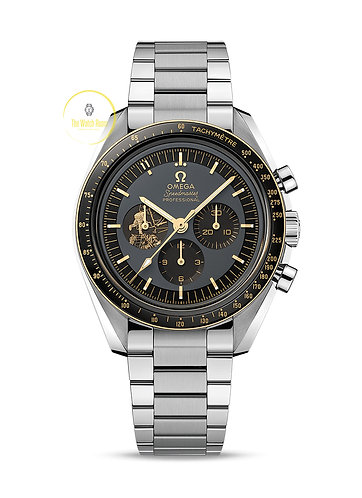 Omega Speedmaster Moonwatch Apollo 11 50th Anniversary - 2020