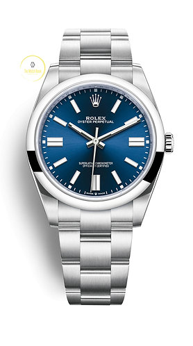 NEW MODEL - Rolex Oyster Perpetual 41 - 2020