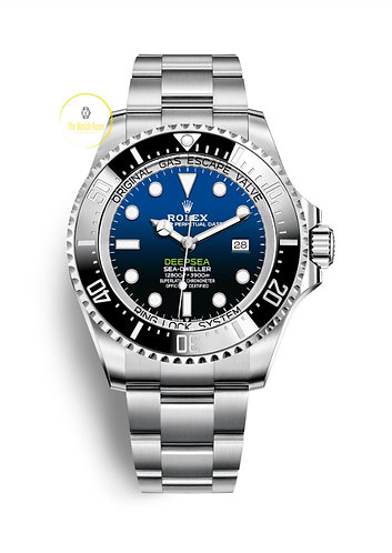 Rolex Sea-Dweller Deepsea D-Blue - 2020
