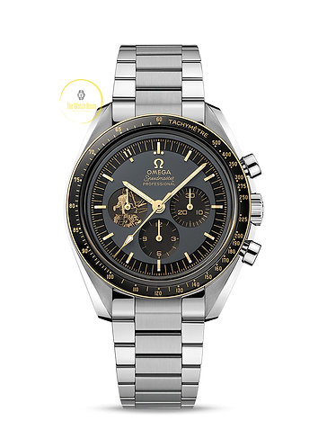 Omega Speedmaster Moonwatch Apollo 11 50th Anniversary