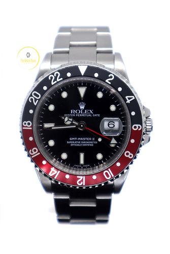 "Rolex GMT-Master II ""Coke"" 16710 - 2003"
