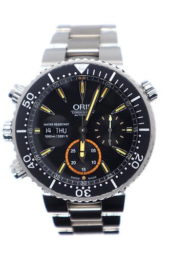 Oris Carlos Coste Limited Edition Diver
