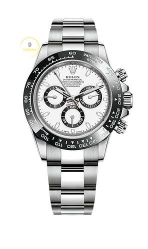 Rolex Cosmograph Daytona White Dial - 2020