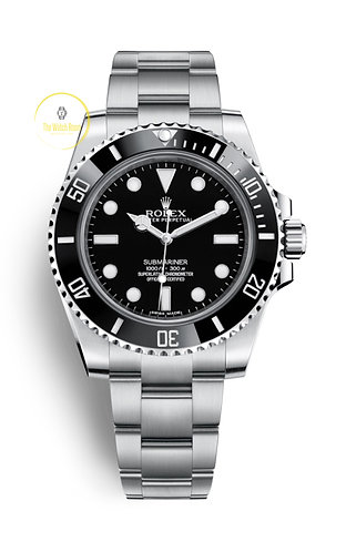 Rolex Submariner No Date - 2020