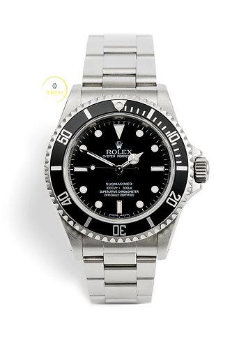 """Rolex Submariner Non Date """"4-Liner"""" 14060M - 2012"""