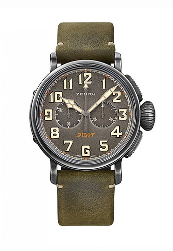Zenith Heritage Pilot Type 20 Chronograph Ton-Up