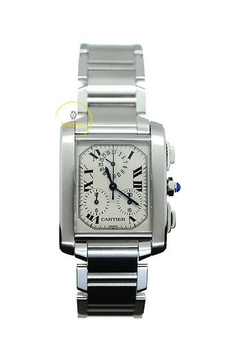 Cartier Tank Francaise Chrono Reflex - 2002