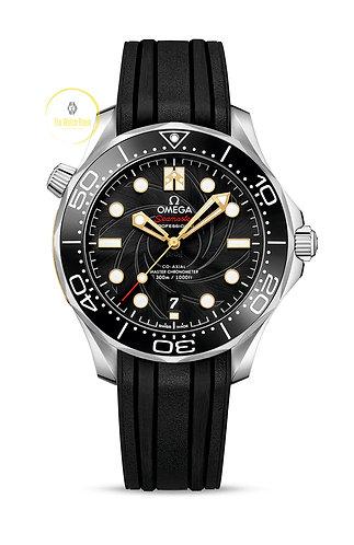 Omega Seamaster Diver 300m - James Bond 007 50th Anniversary - 2020