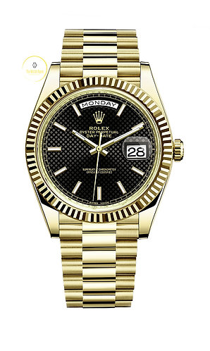 Rolex Day-Date 40 18ct Yellow Gold - 2020