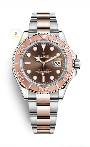 Rolex Yacht-Master 40 Steel and Rose Gold - NEW MODEL - 2019