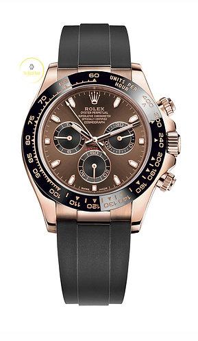 Rolex Cosmograph Daytona Everose Gold Oysterflex - 2020