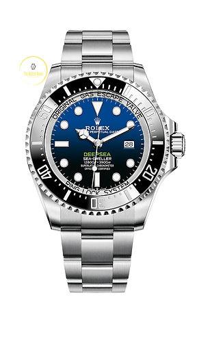 Rolex Sea-Dweller Deepsea D-Blue - 2020