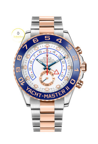 Rolex Yacht-Master II Steel and Everose Gold - 2020