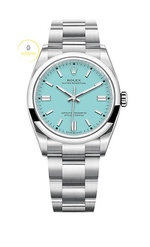NEW MODEL - Rolex Oyster Perpetual 36 - 2021