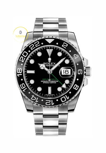 Rolex GMT-Master II Black- 2009