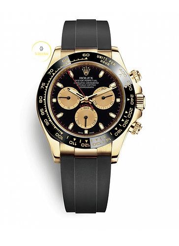 Rolex Cosmograph Daytona Oysterflex 18ct Yellow Gold - 2021