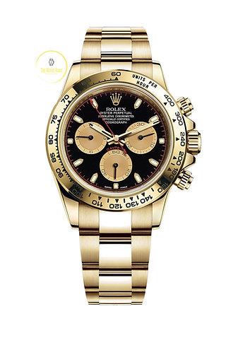 "Rolex Cosmograph Daytona Yellow Gold ""Paul Newman"" Dial"