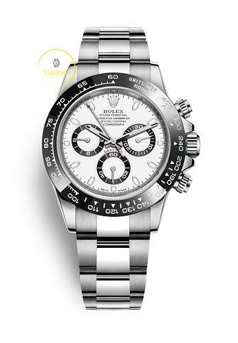Rolex Cosmograph Daytona White Dial - 2019