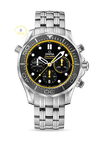 Omega Seamaster Diver 300m Regatta Co-Axial Chronograph 44mm