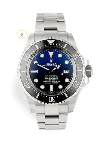 Rolex Sea-Dweller Deepsea D-Blue Mark 1 - 2017