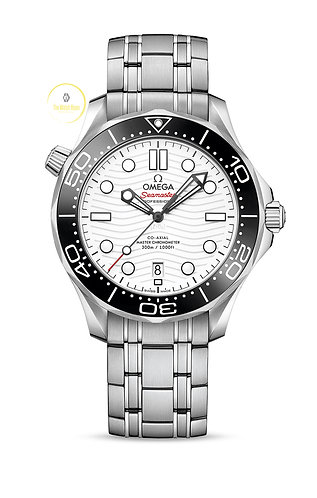 Omega Seamaster Diver 300m Co-axial Master Chronometer 42mm - 2020