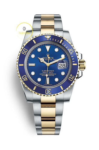 Rolex Submariner Date Steel/Gold - 2020