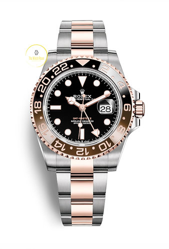 "Rolex GMT-Master II ""Root Beer"" - 2020"