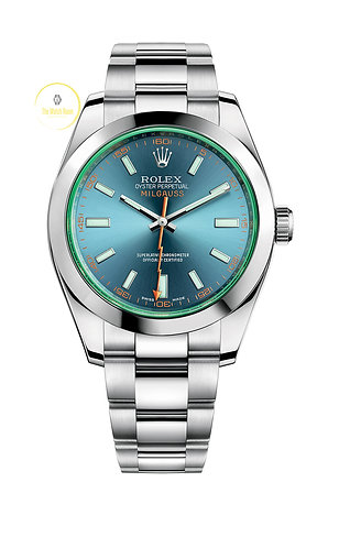 Rolex Milgauss Z-Blue Dial - 2020