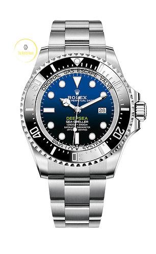 Rolex Sea-Dweller Deepsea D-Blue - 2021