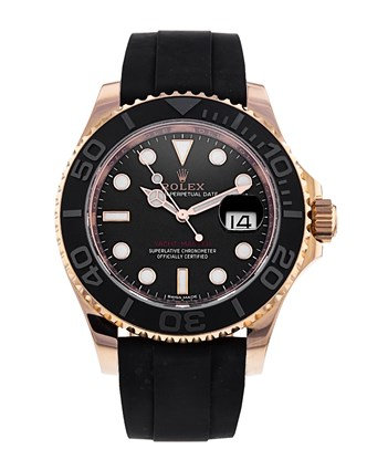 Rolex Yacht-Master 40 Rose Gold