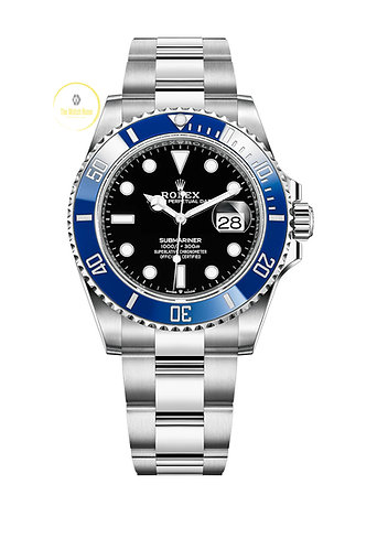 NEW MODEL - Rolex Submariner Date 41mm White Gold - 2021