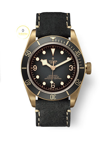 Tudor Black Bay Bronze 43mm - 2021