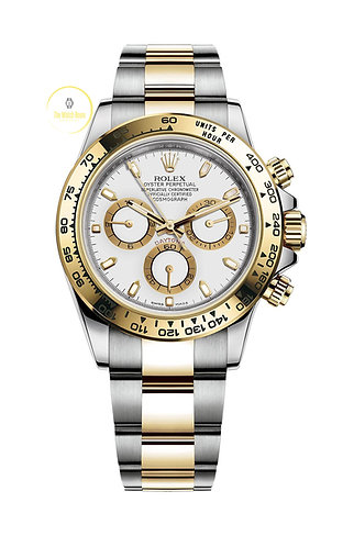 Rolex Cosmograph Daytona Steel and Yellow Gold - 2021