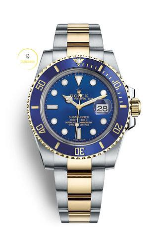 Rolex Submariner Date Steel/Gold - 2017