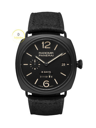 Panerai Radiomir 8 Days Ceramica 45mm