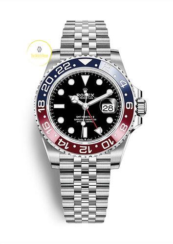 """Rolex GMT-Master II """"Pepsi"""" - 2020"""