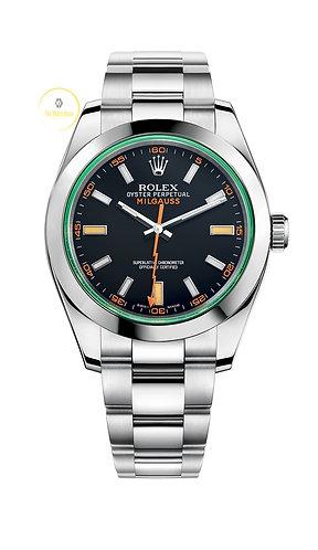Rolex Milgauss Black Dial - 2020