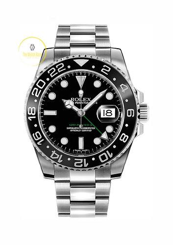 Rolex GMT-Master II Black- 2020
