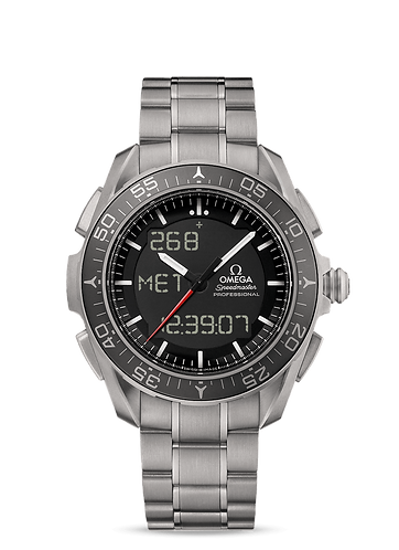 Omega Speedmaster Skywalker X-33 Chronograph 45mm