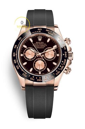Rolex Cosmograph Daytona Oysterflex Everose Gold - 2019