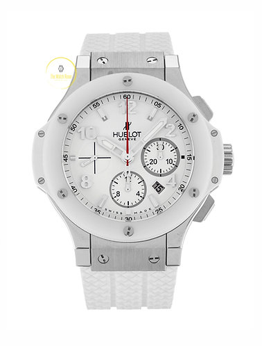 Hublot Big Bang Steel White 41mm