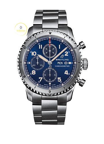 Breitling Aviator 8 Chronograph 43 - 2021