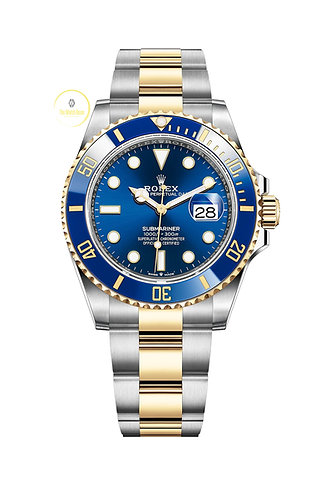 NEW MODEL - Rolex Submariner Date 41mm Steel and Yellow Gold - 2021