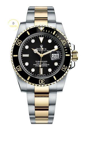 Rolex Submariner Date Steel/Gold Black Dial - 2020