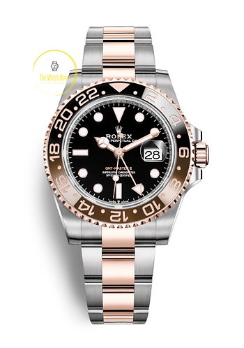 "Rolex GMT-Master II ""Root Beer"" - 2019"