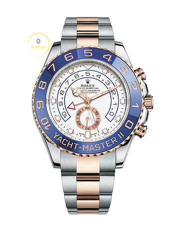 Rolex Yacht-Master II Steel and Everose Gold - 2021