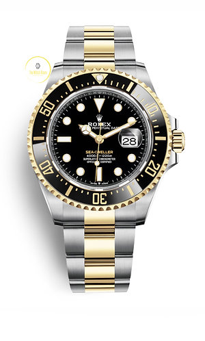 Rolex Sea-Dweller 43 Steel and Yellow Gold - 2020